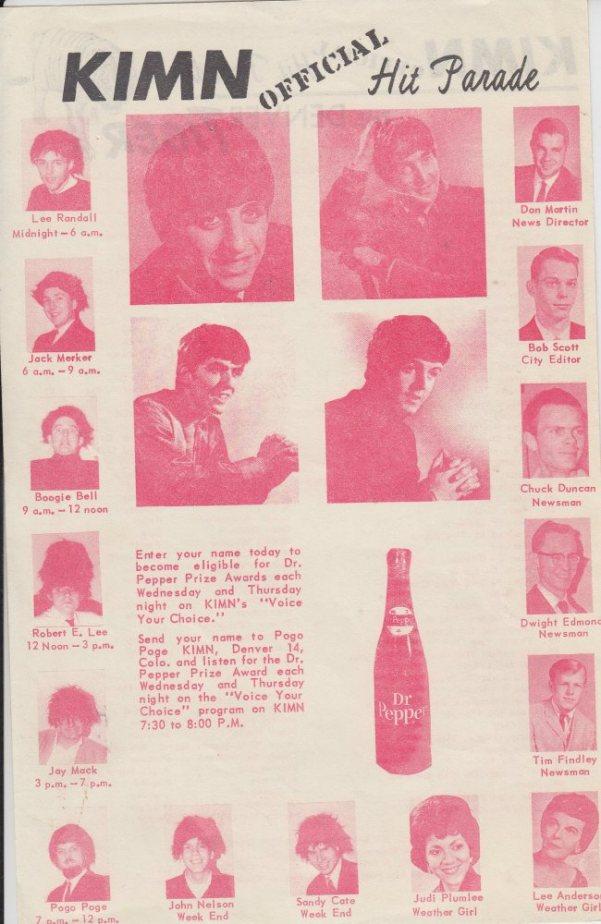 KIMN 1964 - 04-01 F