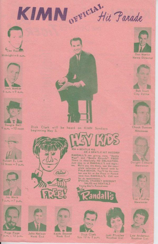 KIMN 1964 - 04-29 F