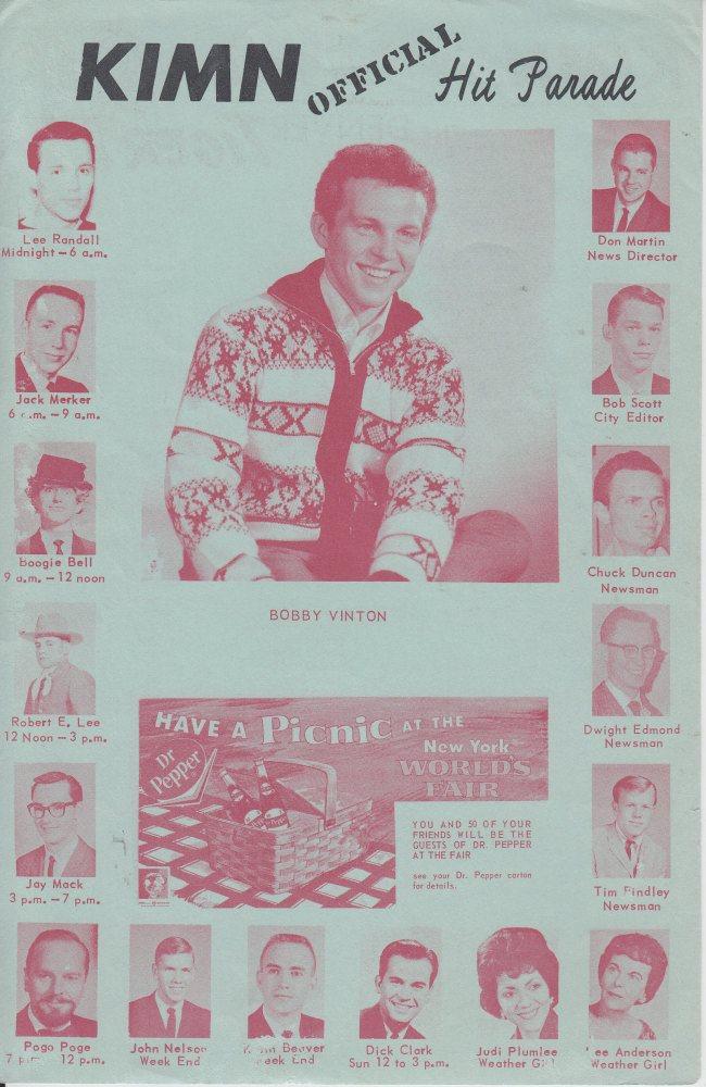 KIMN 1964 - 05-13 F
