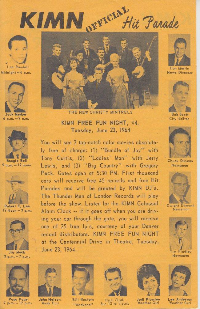 KIMN 1964 - 06-10 F