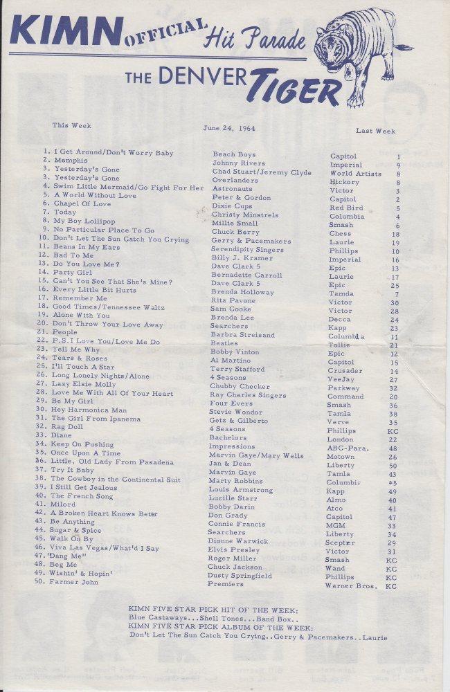 KIMN 1964 - 06-24 B