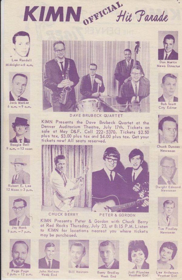 KIMN 1964 - 07-15-64 - F