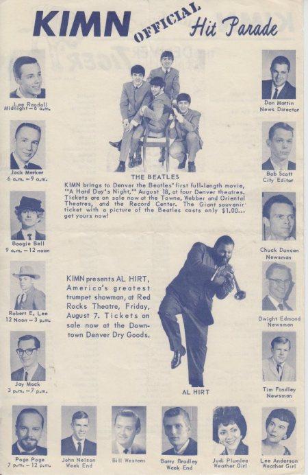 KIMN 1964 - 08-05-64 - F