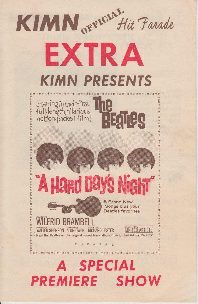 KIMN 1964 - 08-12-64 - F1