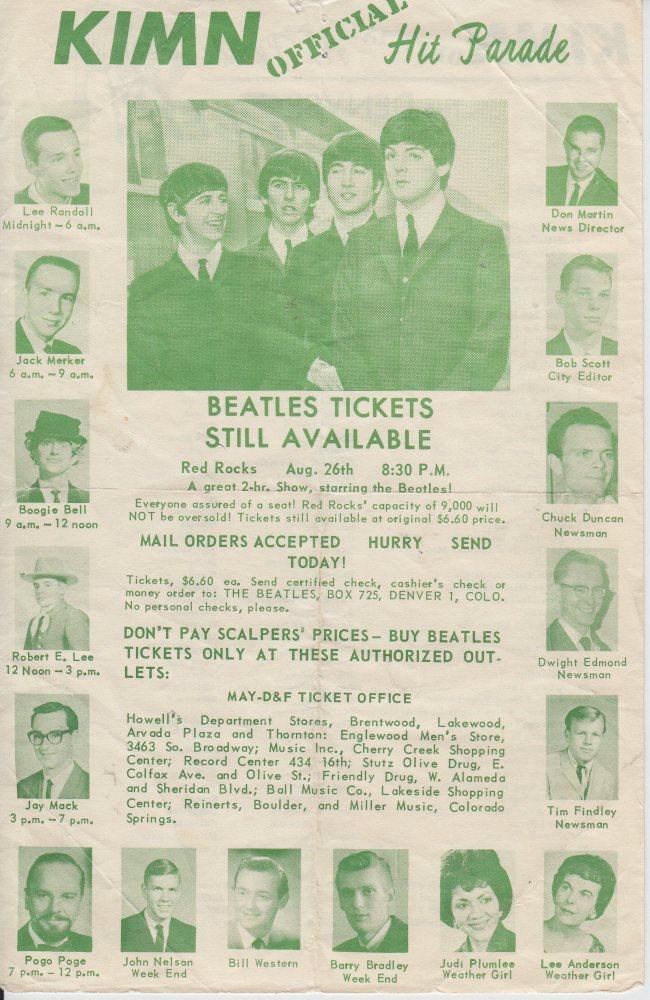 KIMN 1964 - 08-19-64 - F