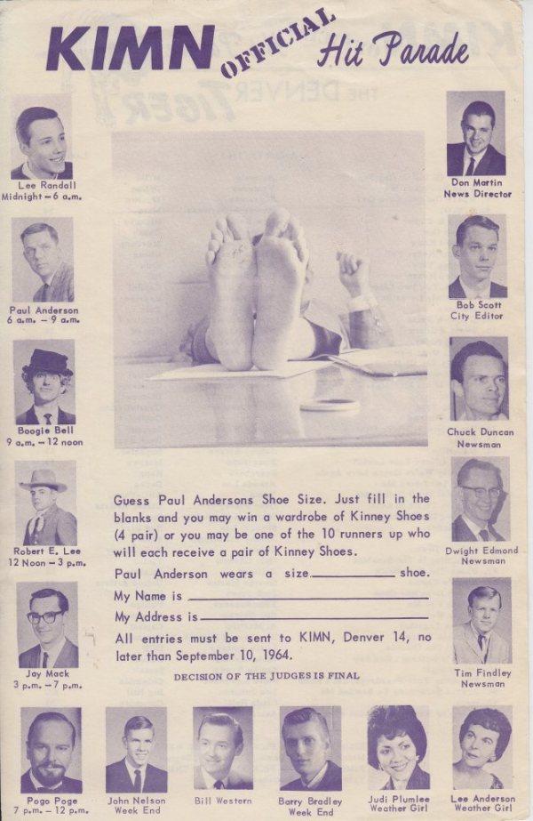 KIMN 1964 - 08-26-64 - F