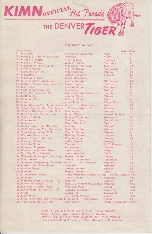 KIMN 1964 - 09-02-64 - B