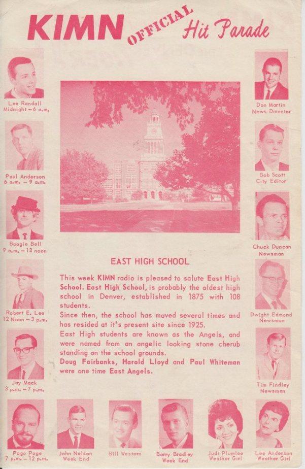 KIMN 1964 - 09-09-64 - F