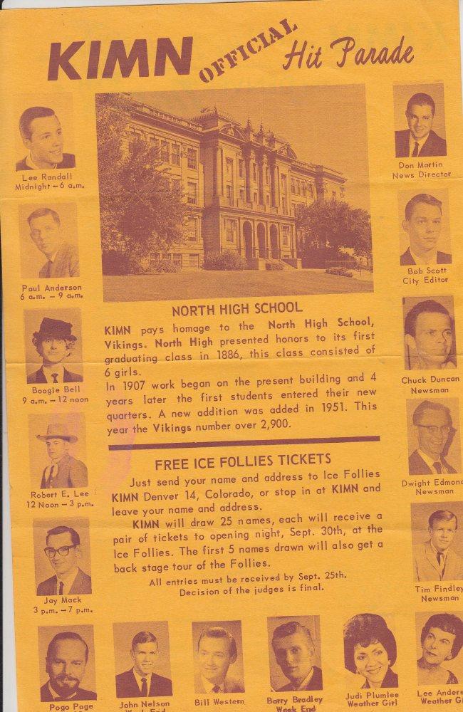 KIMN 1964 - 09-16-64 - F