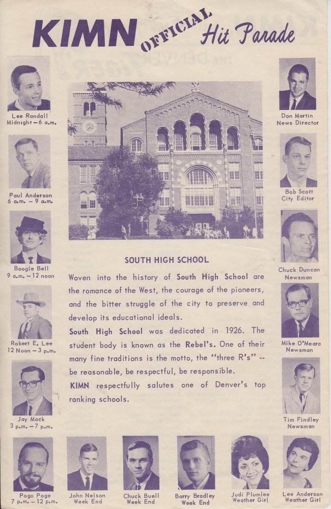 KIMN 1964 - 10-07-64 - F