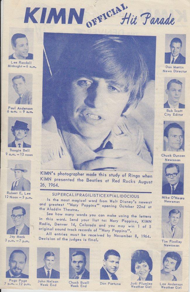 KIMN 1964 - 10-21-64 - F