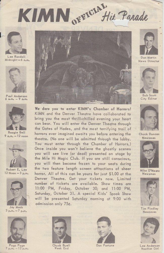KIMN 1964 - 10-27-64 - F