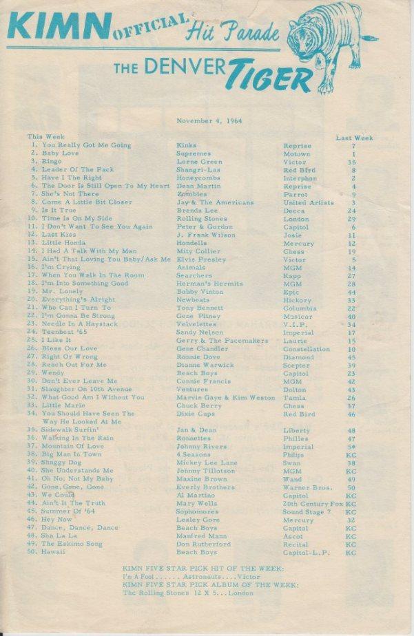 KIMN 1964 - 11-04-64 - B
