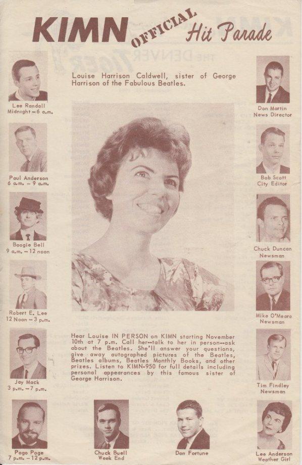 KIMN 1964 - 11-11-64 - F