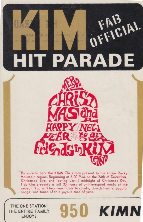 KIMN 1964 - 12-21-64 - F