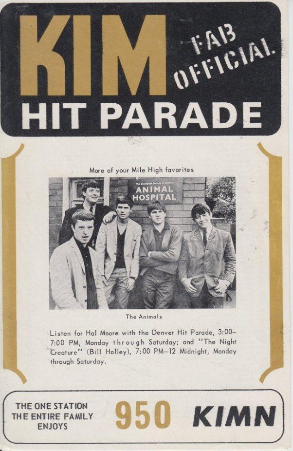 KIMN 1965 - 01-18-65 - F