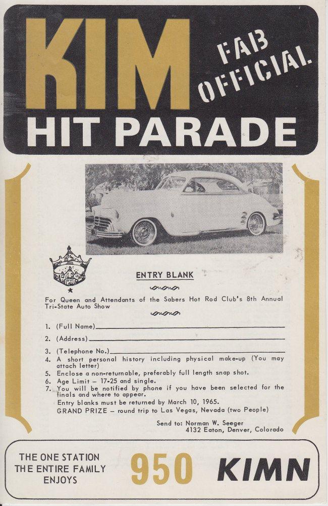 KIMN 1965 - 03-01-65 - F