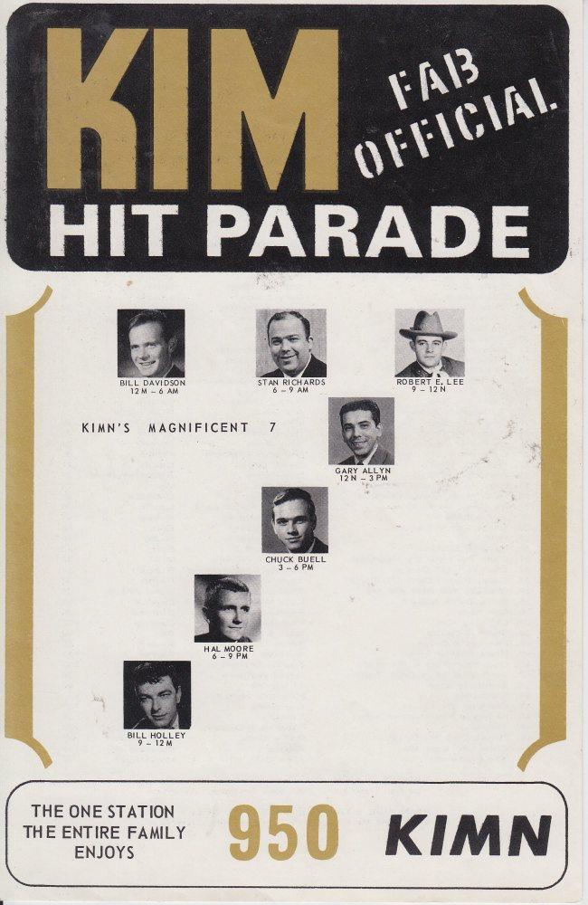 KIMN 1965 - 04-19-65 - F