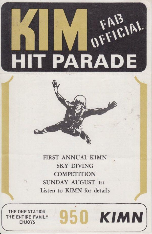 KIMN 1965 - 07-19-65 - F