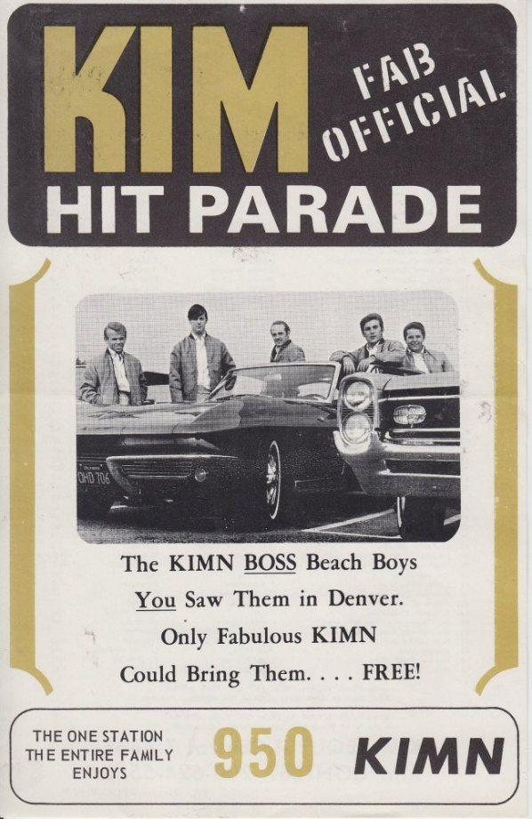 KIMN 1965 - 09-20-65 - F