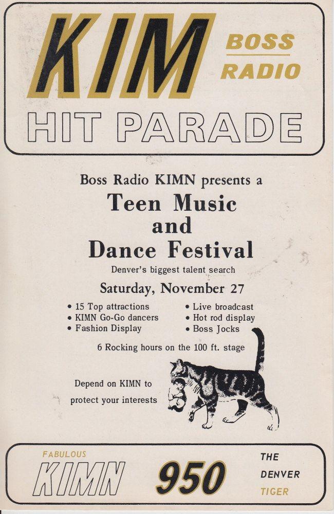 KIMN 1965 - 11-08-65 - F