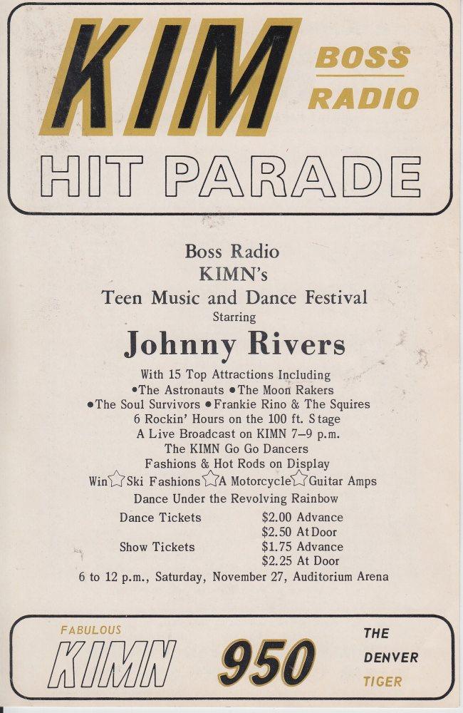 KIMN 1965 - 11-15-65 - F