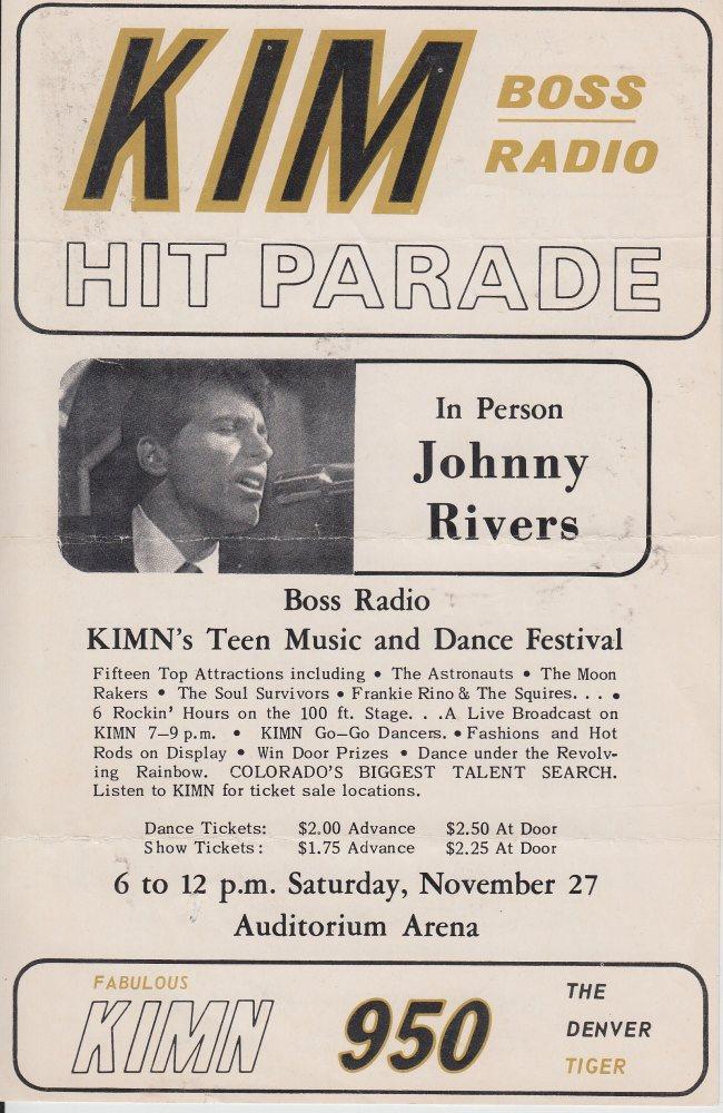 KIMN 1965 - 11-22-65 - F
