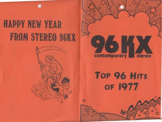 KX 96 - 1977 - TOP HITS B