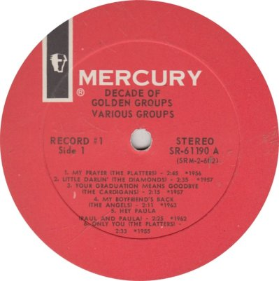 TROGGS OTHERS - MERCURY 61190