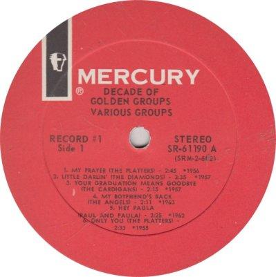 TROGGS OTHERS - MERCURY 61190