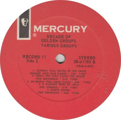 TROGGS OTHERS - MERCURY 61190_0001