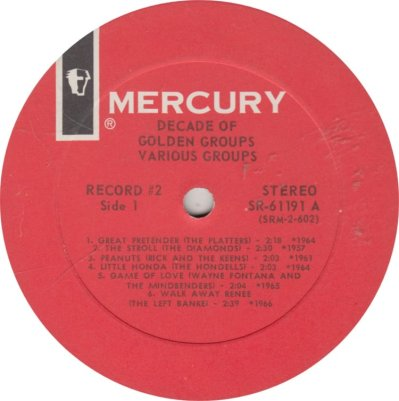 TROGGS OTHERS - MERCURY 61190_0002