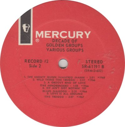 TROGGS OTHERS - MERCURY 61190_0003