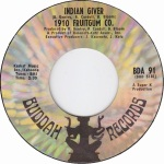 1910 Fruitgum Co - 1969 - Indian Giver REC