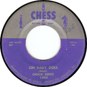 1957-07 - Berry - Oh Baby Doll