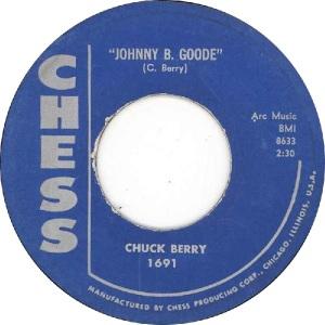 1958-04 - Berry - Johnny B Goode
