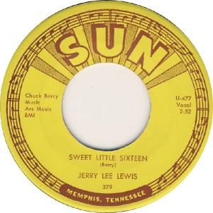 1961 - Lewis, Jerry Lee - Sweet 16