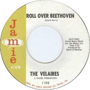 1961 - Velaires - Sweet 16