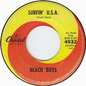 1963 - Beach Boys - Surfin USA