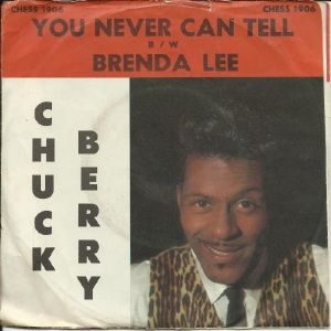 1964-08 - Berry - Never Can Tell
