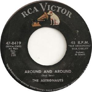 1964 - Astronauts - Around and Around