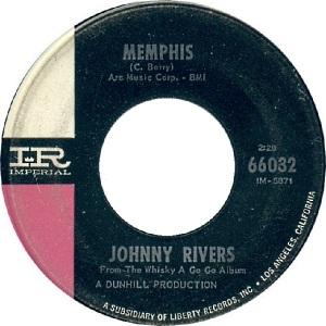 1964 - Rivers - Memphis