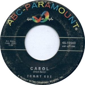 1964 - Roe, Tommy - Carol