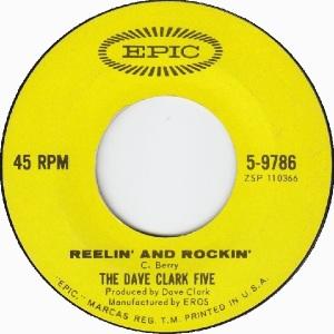 1965 - Dave Clark 5 - Reelin