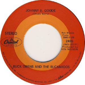 1969 - Owens, Buck - Johnny B Goode