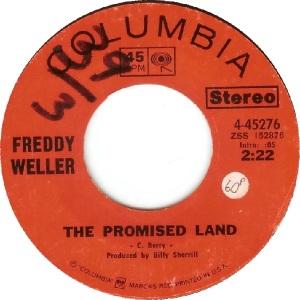 1970 - Weller - Promised Land