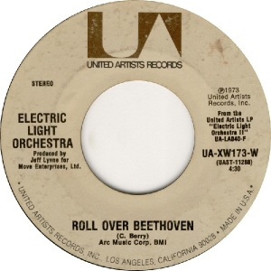 1973 - ELO - Roll Over Beethoven