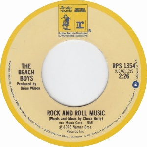 1976 - Beach Boys - Rock and roll music