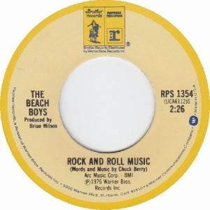 1976 - Beach Boys - Rock and roll music