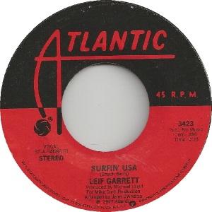 1977 - Garret, Leif - Surfin USA